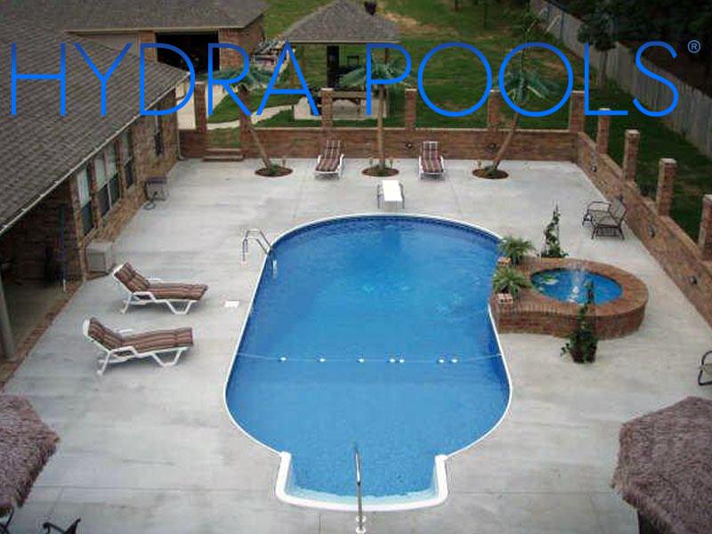 hydra pools - hydra pool products