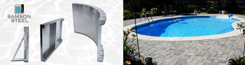 Samson Steel Pools Panel System