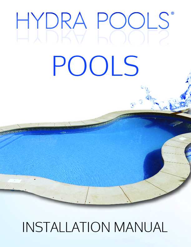 Hydra Pools Installation Manual