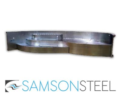 Samson Steel Steps Photo Gallery