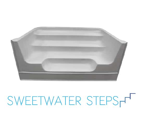Sweetwater Pool Steps