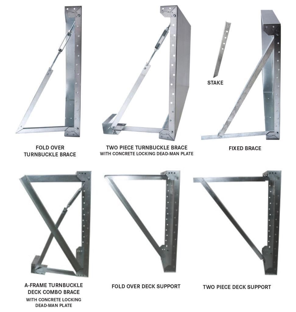 hydra-steel-braces-walls